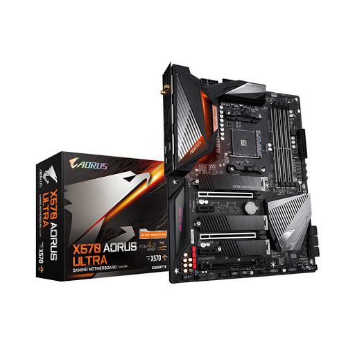 Mainboard Gigabyte X570 Aorus Ultra-1