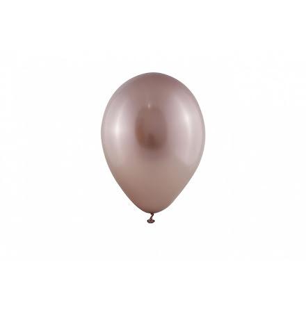 Ballonger - Roséguld krom