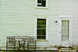 Photo: Back to our regularly scheduled album. The stories that house could tell.