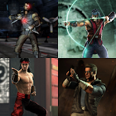 GUESS Mortal Kombat
