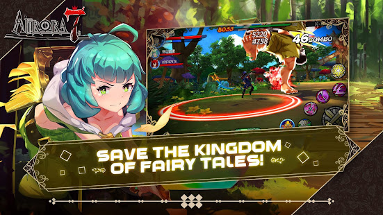 Hack Game Aurora 7 apk free