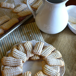 Mom'S Spritz Cookies Recipe