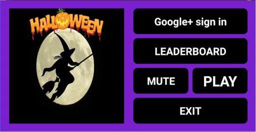 Halloween Rush - Running Game