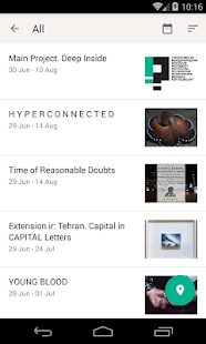 Biennale for Young Art- screenshot thumbnail