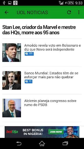 Noticias Brasil ss3