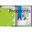 EBookDroid FreeFonts FontPack icon