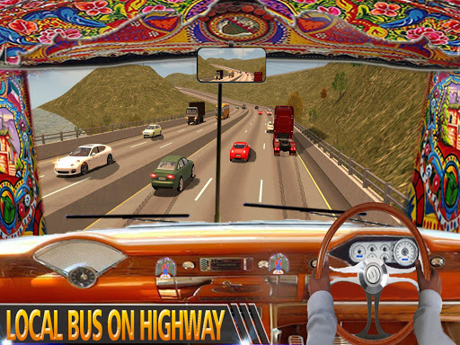 In Truck Driving Games : Highway Roads and Tracks 1.1 screenshots 8