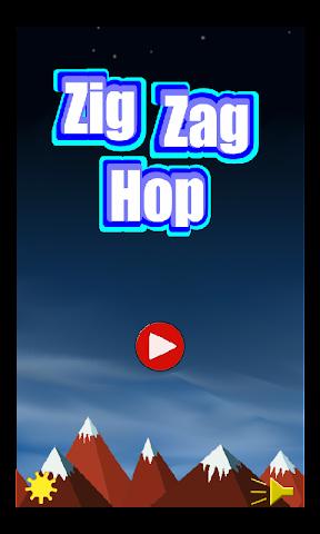 android Zig Zag Hop Screenshot 4