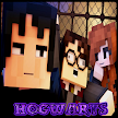 Map Hogwarts FOR MCPE APK