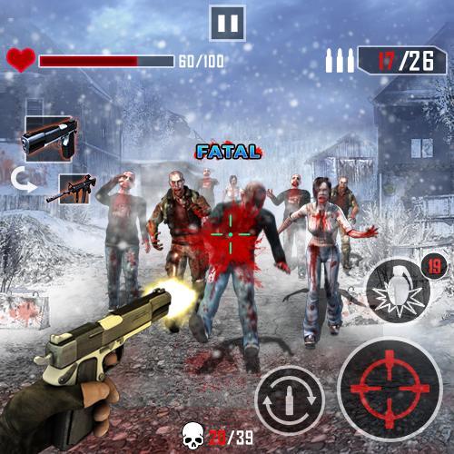 Zombie Killer screenshot 14