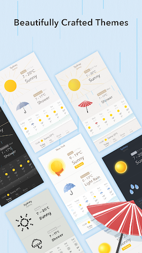 MyWeather - Forecast & Widgets  screenshots 2