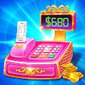 Rich Girls Shopping 🛍  - Cash Register Games icon
