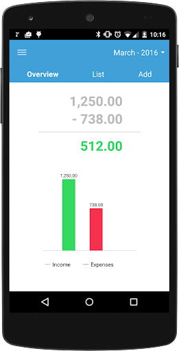 Quibu - Income Expense Manager