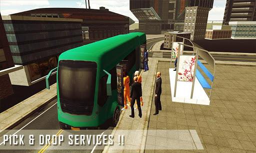 迈阿密公交车司机模拟器3D