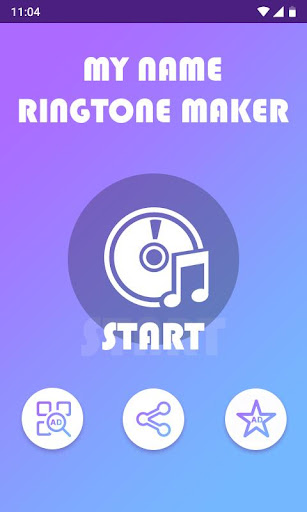 My Name Ringtone Maker 1.34 screenshots 1