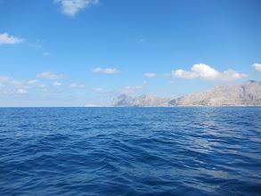 Photo: In lontananza Isola delle Femmine e Capo Gallo