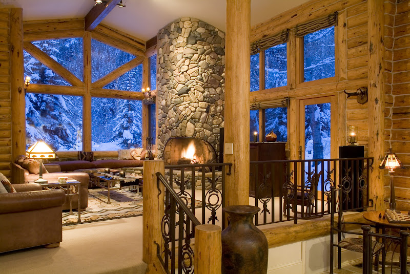 Photo: Miranda Log Home - ResortQuest by Wyndham Vacation Rentals - Sun Valley, Idaho