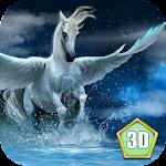 Pegasus Flying Horse Simulator Icon