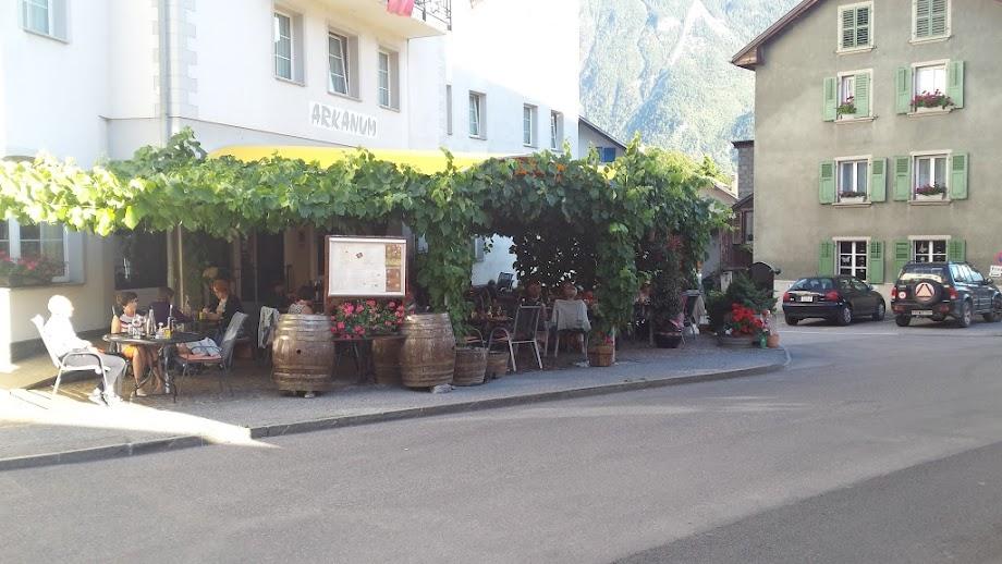 Foto Hotel Arkanum 2