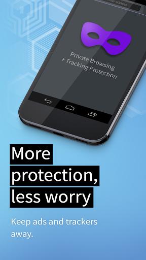 Firefox Browser fast & private screenshot 2