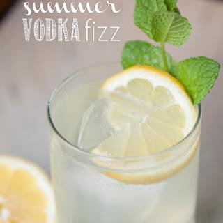 Summer Vodka Fizz