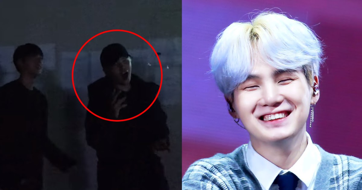 Suga Shows This Same Talent In Every Bts Birthday Video Koreaboo