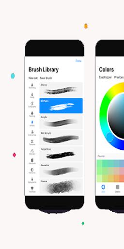 Procreate Paint Pocket screenshot 1