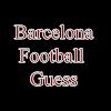 Barcelona Footballer Guess Quiz Show Game