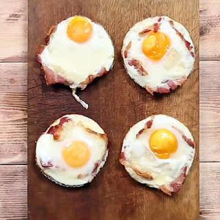 Cheesy Breakfast Bakes