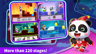 دانلود Little Panda's Jewel Adventure اندروید