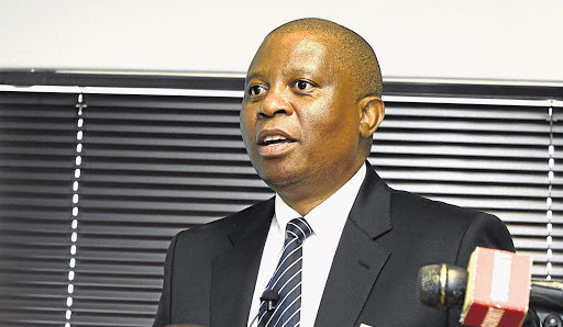 Herman Mashaba. File photo.