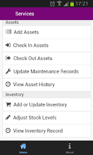 Asset & Inventory Tracker- screenshot thumbnail