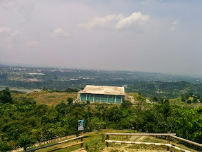 Photo: View from Ultawind Restaurant. :)