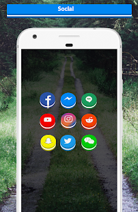 Oreo - Icon Pack Screenshot
