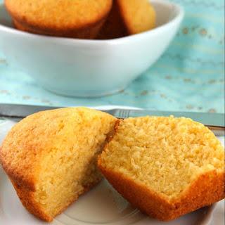 Gluten Free Buttermilk Cornbread Muffins