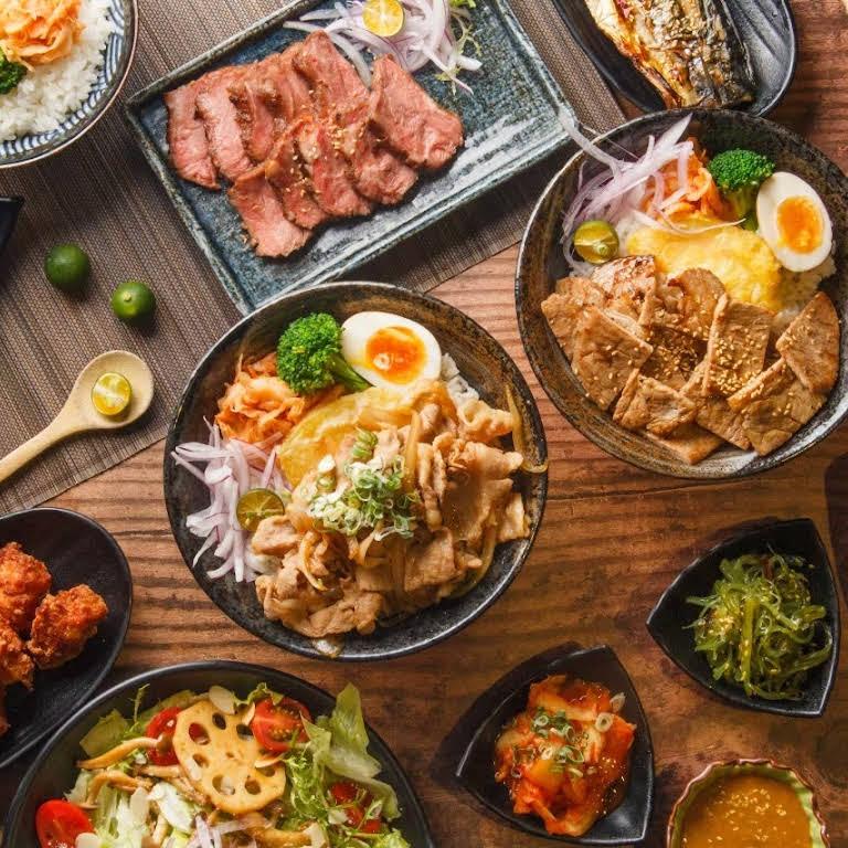 十月初二烤肉飯丼飯 - 烤牛排丼飯,牛丼餐廳,汐止區,燒肉丼飯