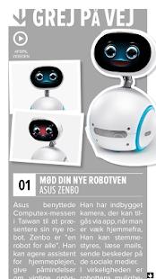 iNPUT magasin screenshot