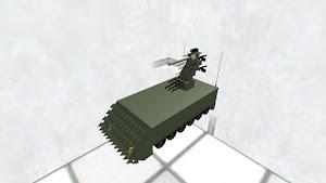 96式武装装甲車