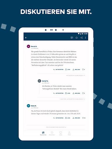 WELT News – Nachrichten live 6.3.0 screenshots 13