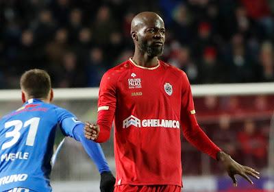 Antwerp sluit Didier Lamkel Zé opnieuw in de armen, Kameroener traint weer mee met de A-kern