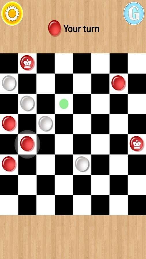 Checkers Mobile- screenshot