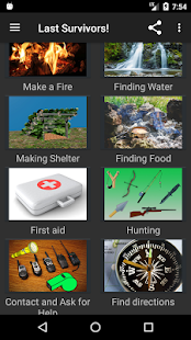 Survival App - Last Survivors- screenshot thumbnail