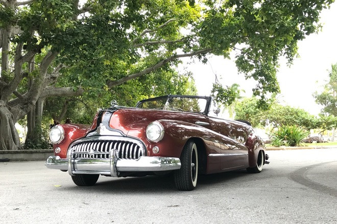 1947 Buick Roadster Hire 2100 NW 42nd Ave