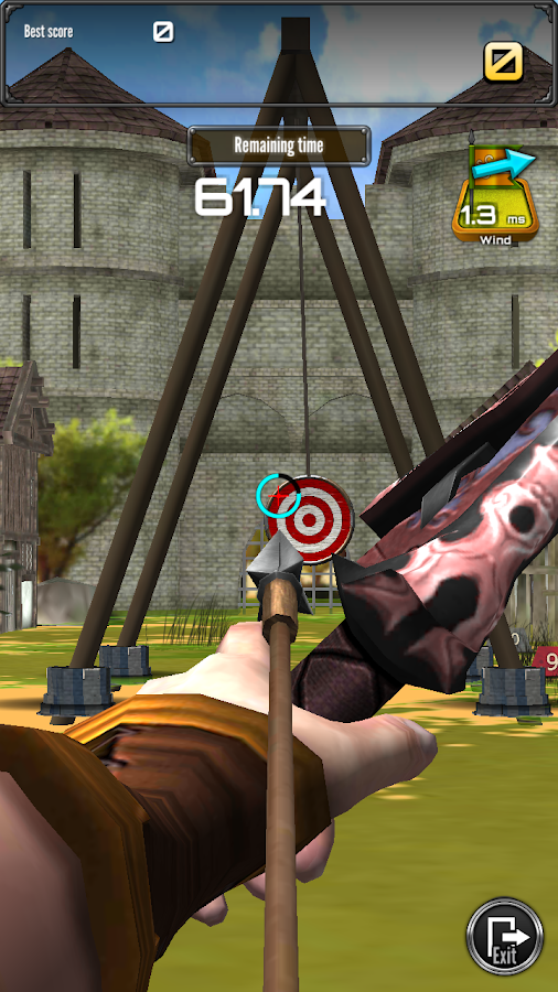 Archery Big Match- screenshot