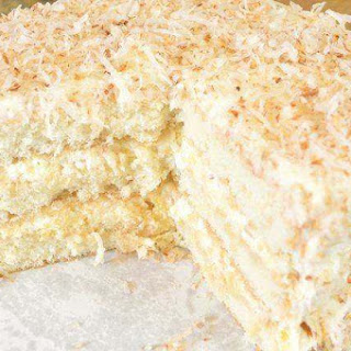 Southern Coconut Pineapple Cake Recipe