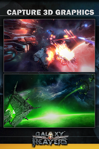 Galaxy Reavers - Starships RTS 1.2.19 de.gamequotes.net 2