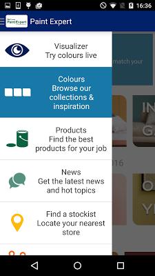 Dulux Paint Expert: Decorators - screenshot