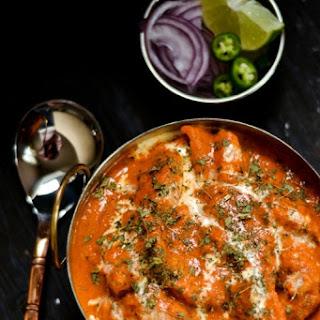 Butter Chicken – Murgh Makhani.
