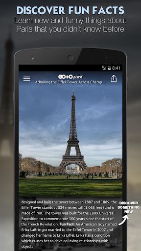Go To Paris City Travel Guide, Things To Do & Maps screenshot 4