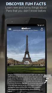 Paris Travel Guide & Maps- screenshot thumbnail